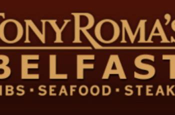 Tony Romas Belfast