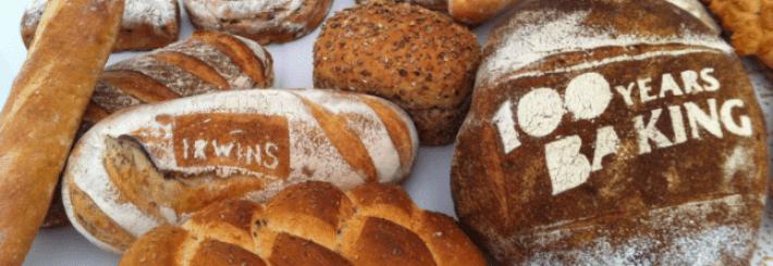 Irwins Bakery Iconic Local Brands