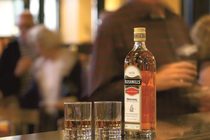 Bushmills Distillery Iconic Local Brands