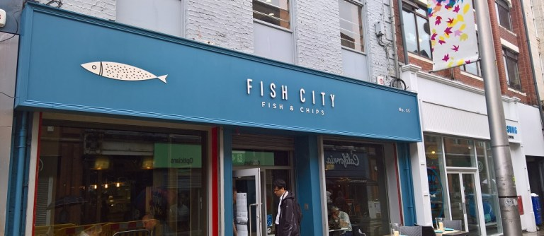 Fish City Belfast