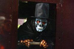Halloween Ghost Train Peatlands Park