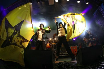 King Kong Company at Sunflowerfest 2016