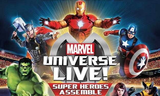 Marvel Universe Live Belfast