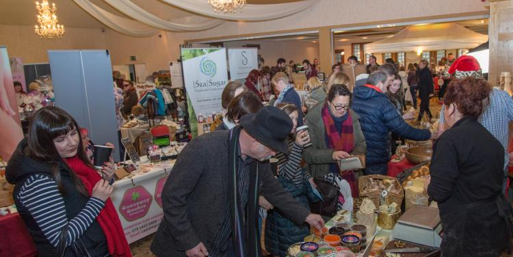 Naturally North Coast and Glens Halloween Artisan Market