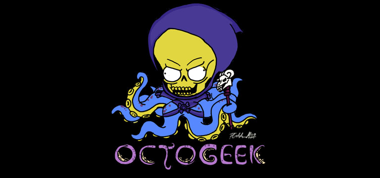 Octogeek wide Skelator