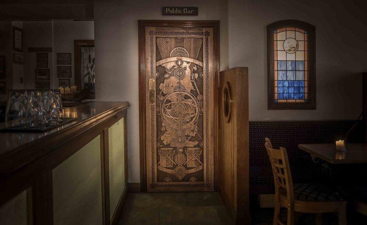 The Cuan - Door of Thrones