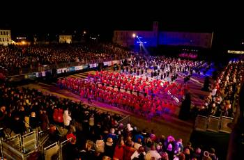 The Walled City Tattoo