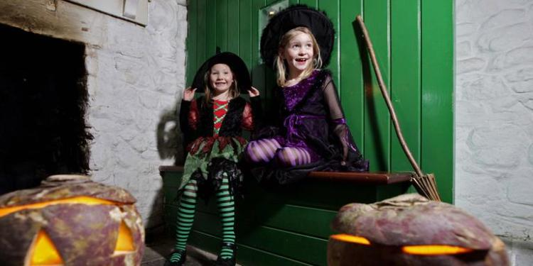 Ulster Folk and Transport Museum Halloween Family Festival