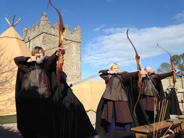 Winterfell Archery