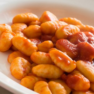 gnocchi al sugo-pastificiomarcello