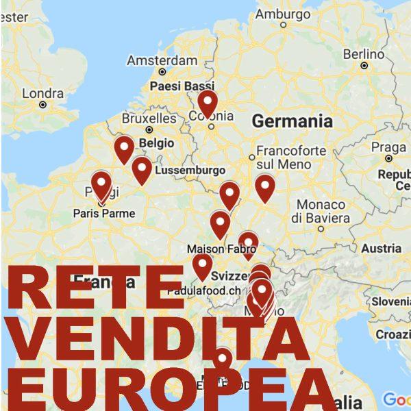 rete vendita europea