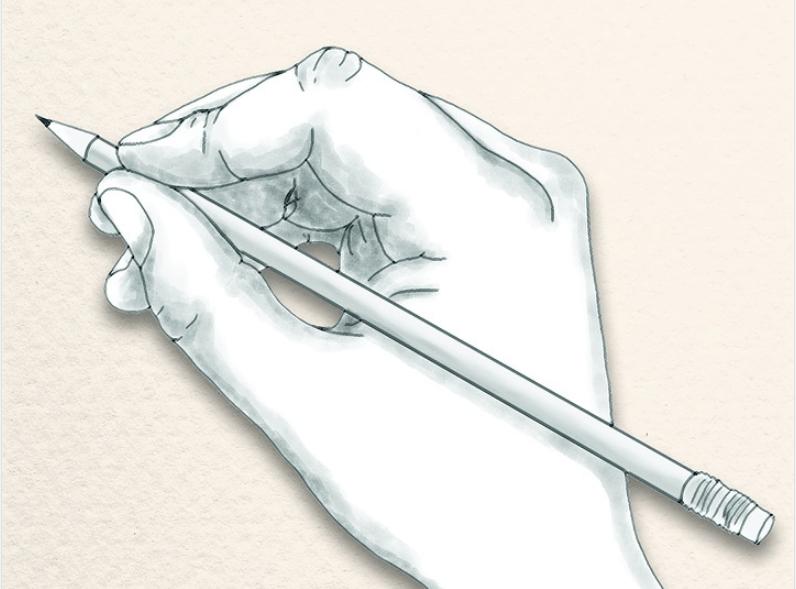 macam-macam teknik menggambar