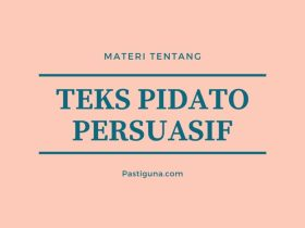 teks pidato persuasif