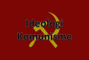 ideologi komunisme