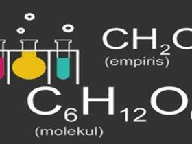 Rumus Empiris dan Rumus Molekul