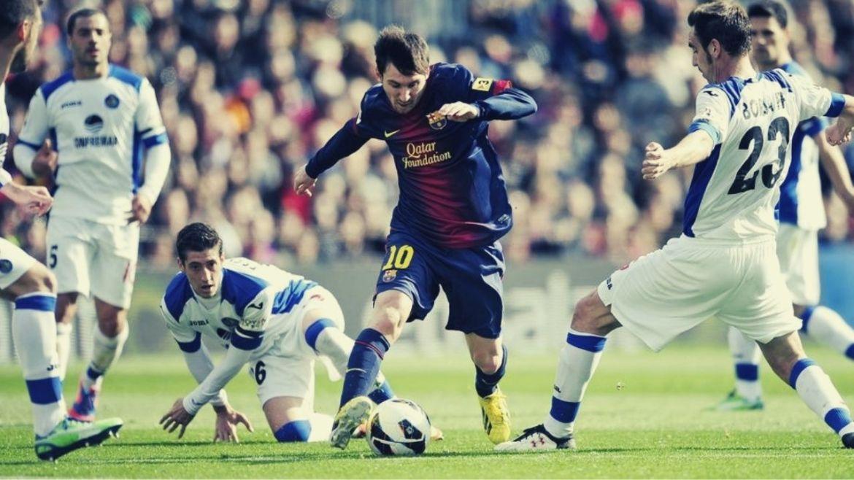 dribbling dalam sepak bola