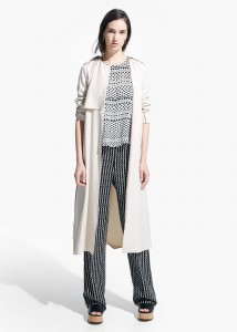 Long trench MNG