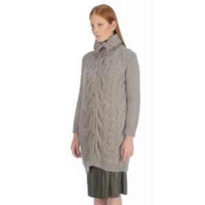 maxi braid jacket Stefanel