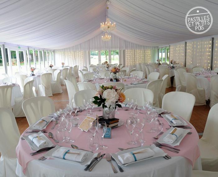 Deco Table Mariage Romantique Evejoy Top