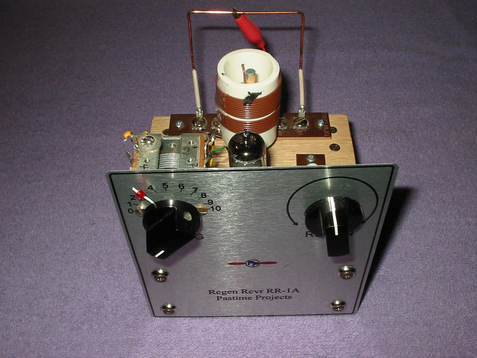 6v6 Cw Transmiter Kit