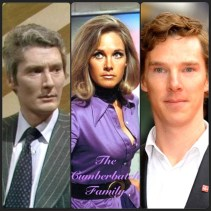 Wanda Ventham (and Timothy Carlton), mother of Benedict Cumberbatch