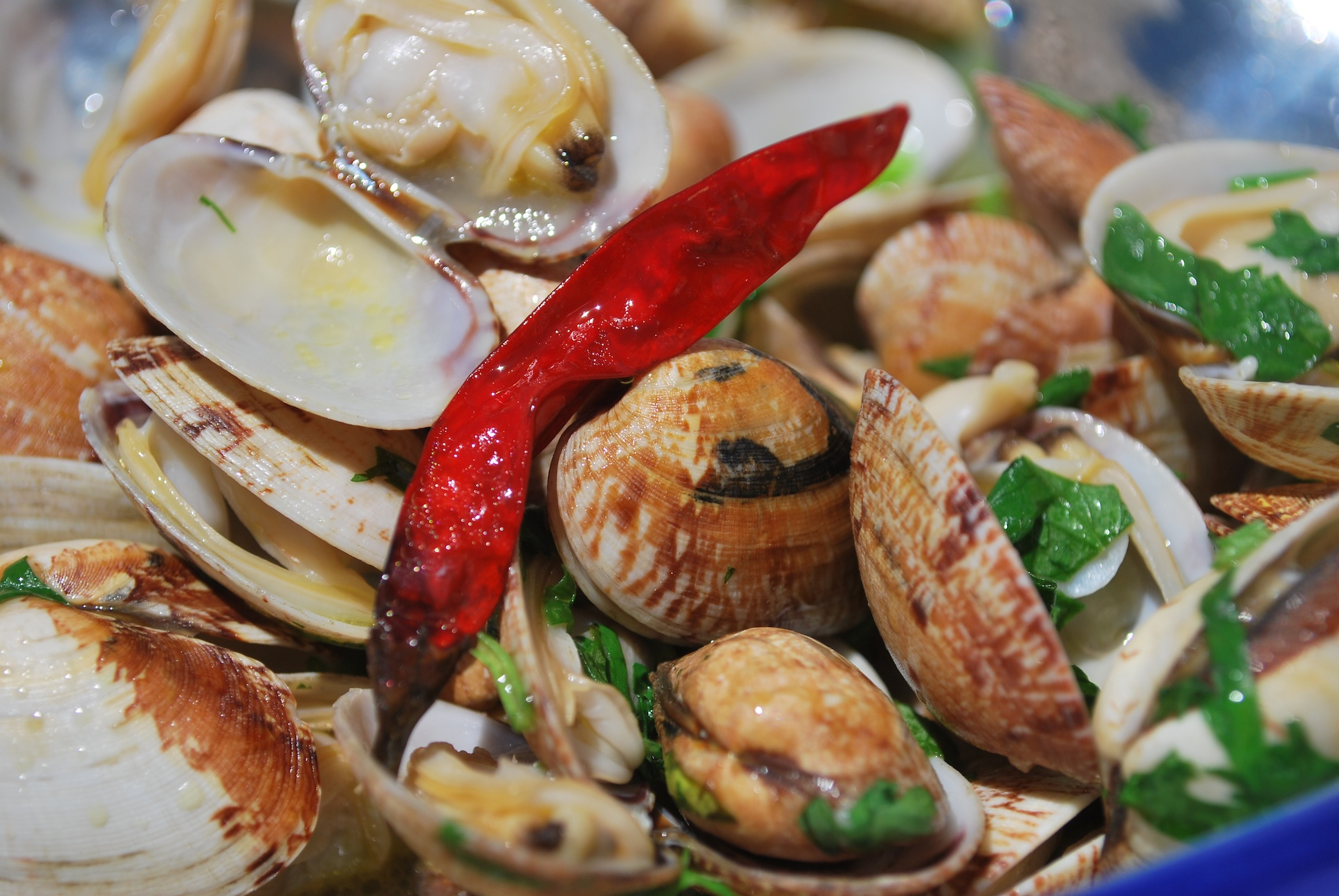 Clams Bulhão Pato