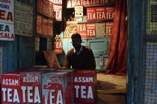 Venditore di te Varanasi