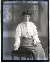 Mrs Ballantyne, undated