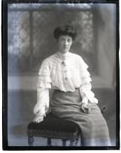 Mrs Ballantyne, undated
