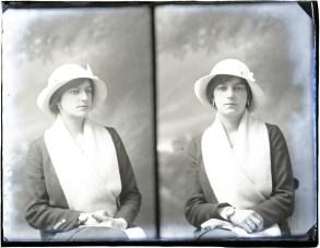Miss M. Bowles, 1914