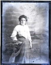 Mrs Badcock, undated