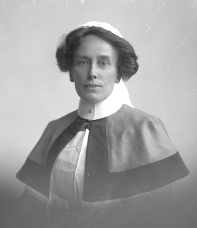 Nurse Edith Thorogood, 1915