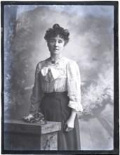 Mrs Edwards, undated