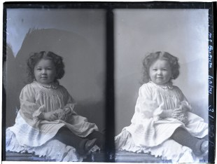 Baby Verling-Brown, 16 Dec 1910 (age 2½)