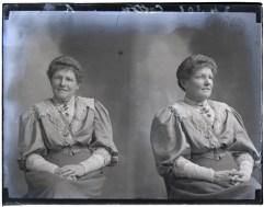 Miss Catton, 1908