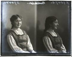 Miss Batchelor, Jan 1908