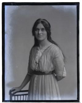 Miss Coleman, 1915