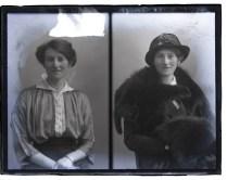 Nurse Clough, 1916