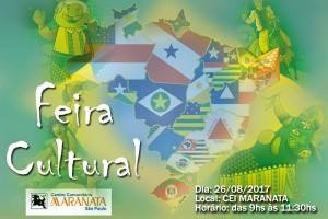 Feira Cultural Creche Maranata