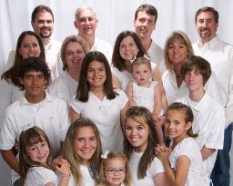 Bob Crowder Family