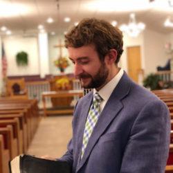 Pastor Bryan Ratliff