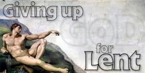 giving up god