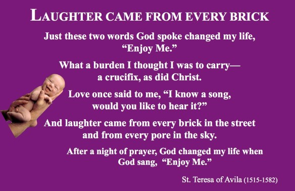 Laughter St Teresa
