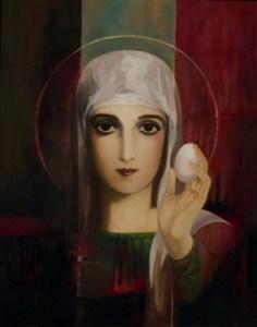 Mary-Magdalene egg