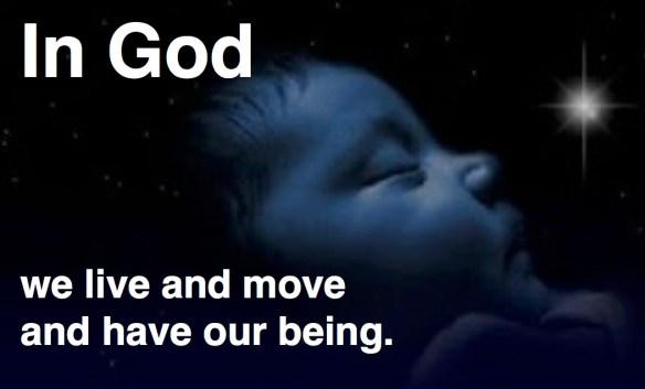 In God We Live pastorDawn