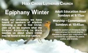 Epiphany worship