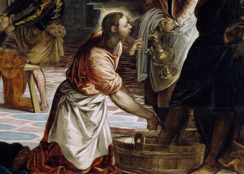 Jesus Christ (Tintoretto)