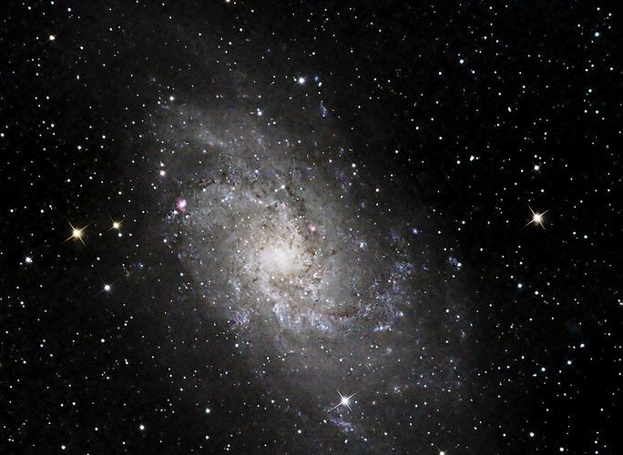 Galassia M33