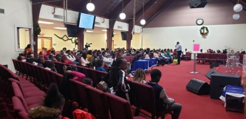 Equipping and Refresher Youth Summit 2019 - USA
