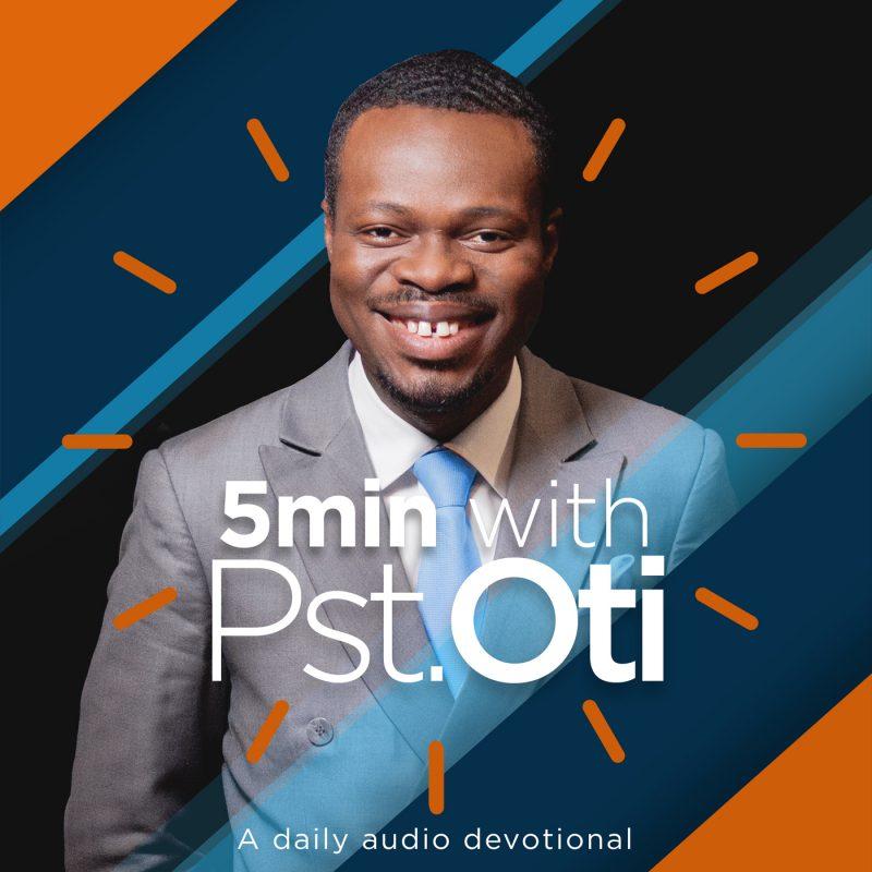 5 Minutes with Pastor Oti